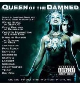 (LP) Soundtrack - Queen Of The Damned (Ghost Green, Limited Ed)