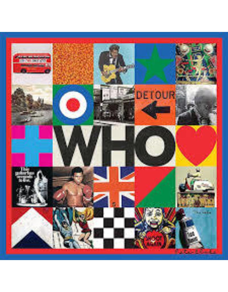 (CD) Who - Self Titled