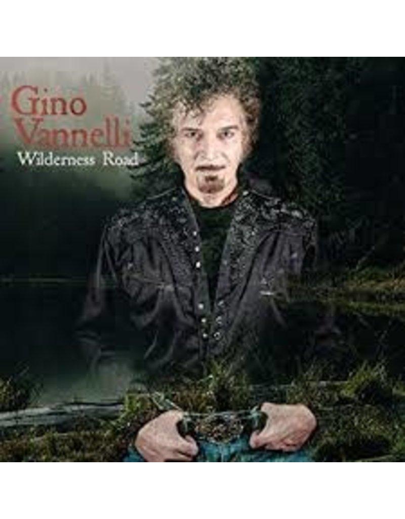 (CD) Gino Vannelli - Wilderness Road