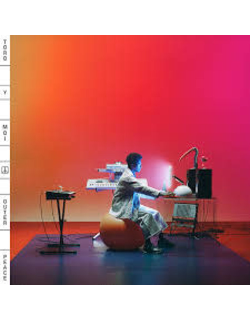 (CD) Toro Y Moi - Outer Peace