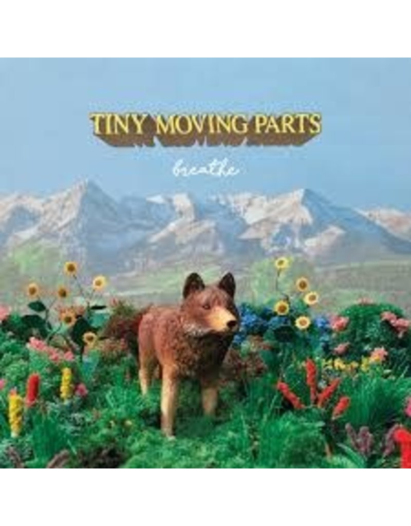 (CD) Tiny Moving Parts - Breathe