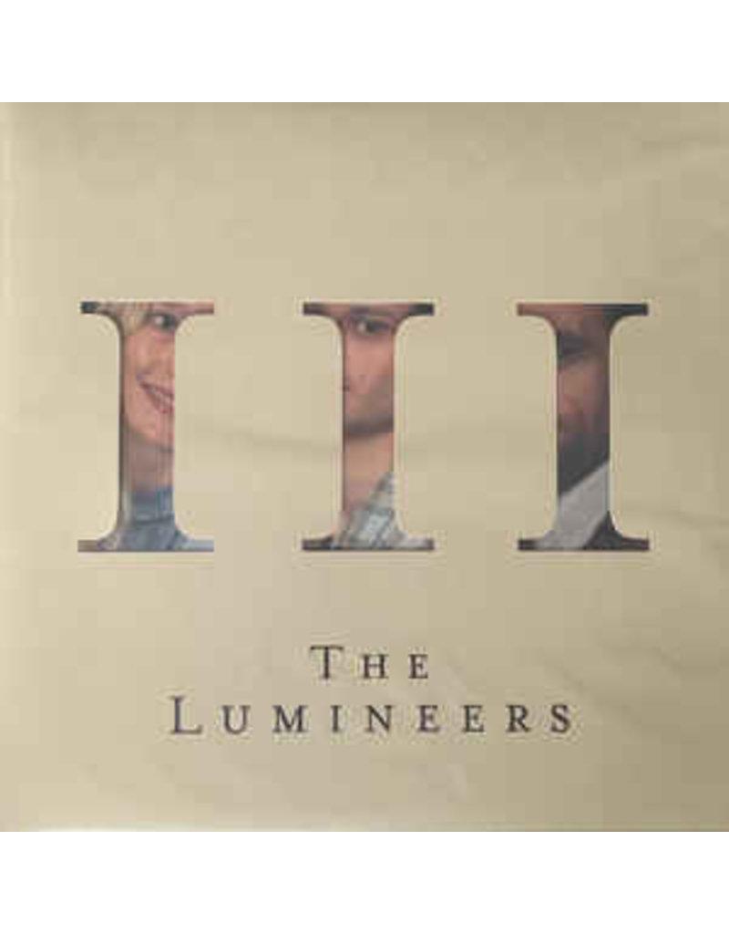 (CD) The Lumineers - III (Three)
