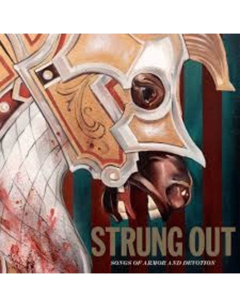 (CD) Strung Out - Songs Of Armor And Devotion