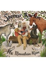 (CD) Spencer Burton - The Mountain Man