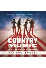(CD) Soundtrack - Country Music A Film by Ken Burns (5CD)