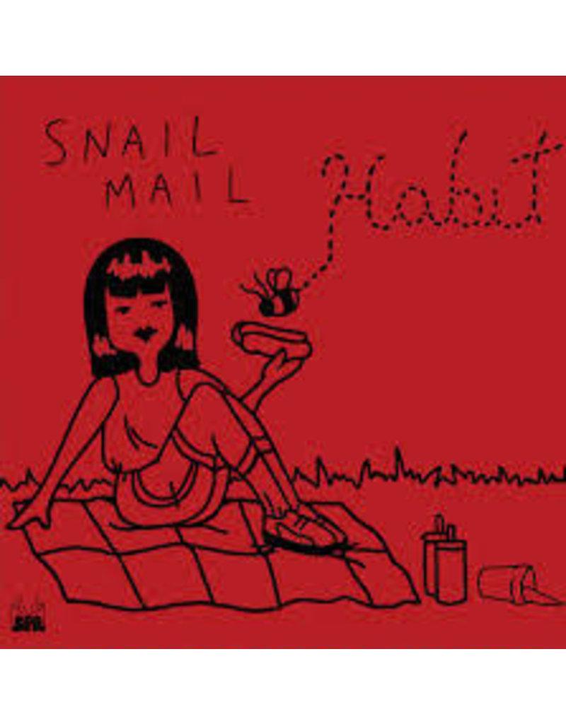 (CD) Snail Mail - Habit (EP)