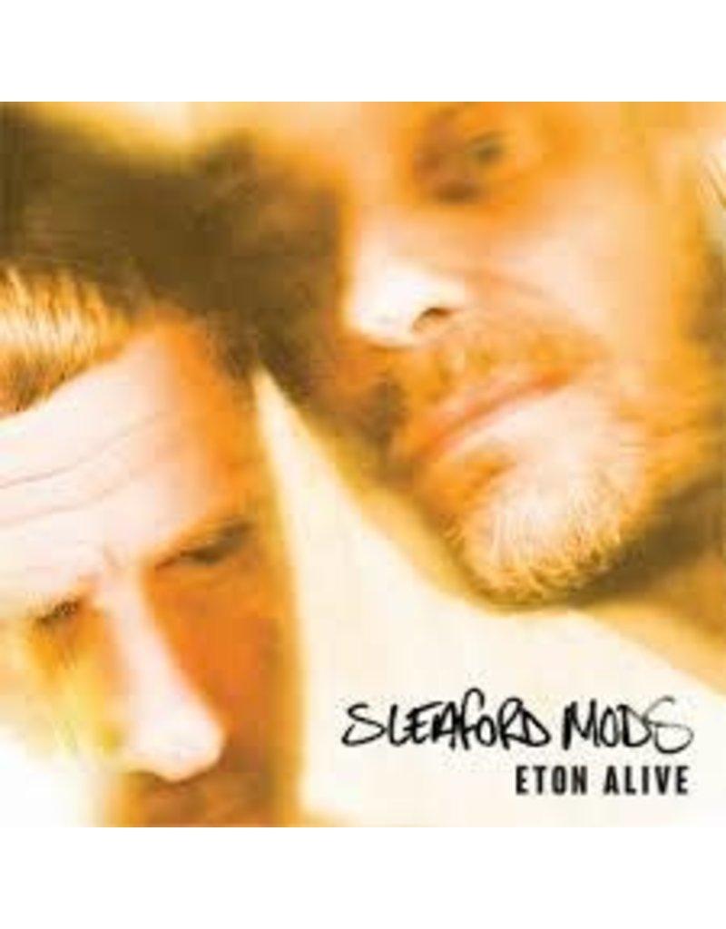 (CD) Sleaford Mods - Eton Alive