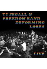 (CD) Ty Segall & The Freedom Band	Deforming Lobes - Live