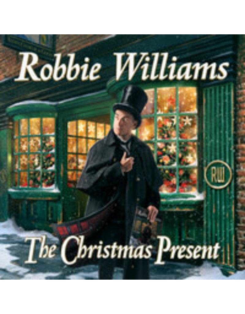 (CD) Robbie Williams - The Christmas Present