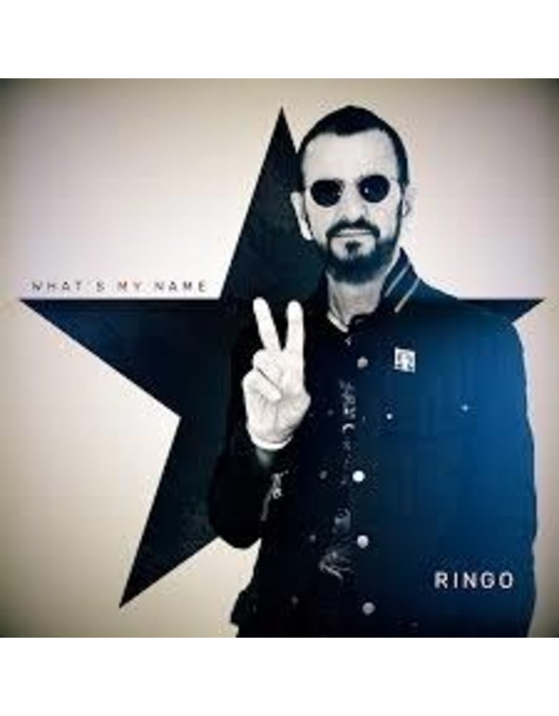 (CD) Ringo Starr - What's My Name