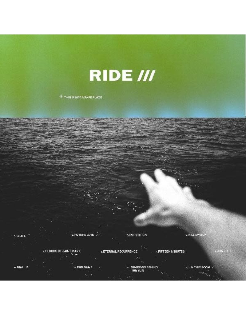 (CD) Ride - This Is Not A Safe Place (2019)