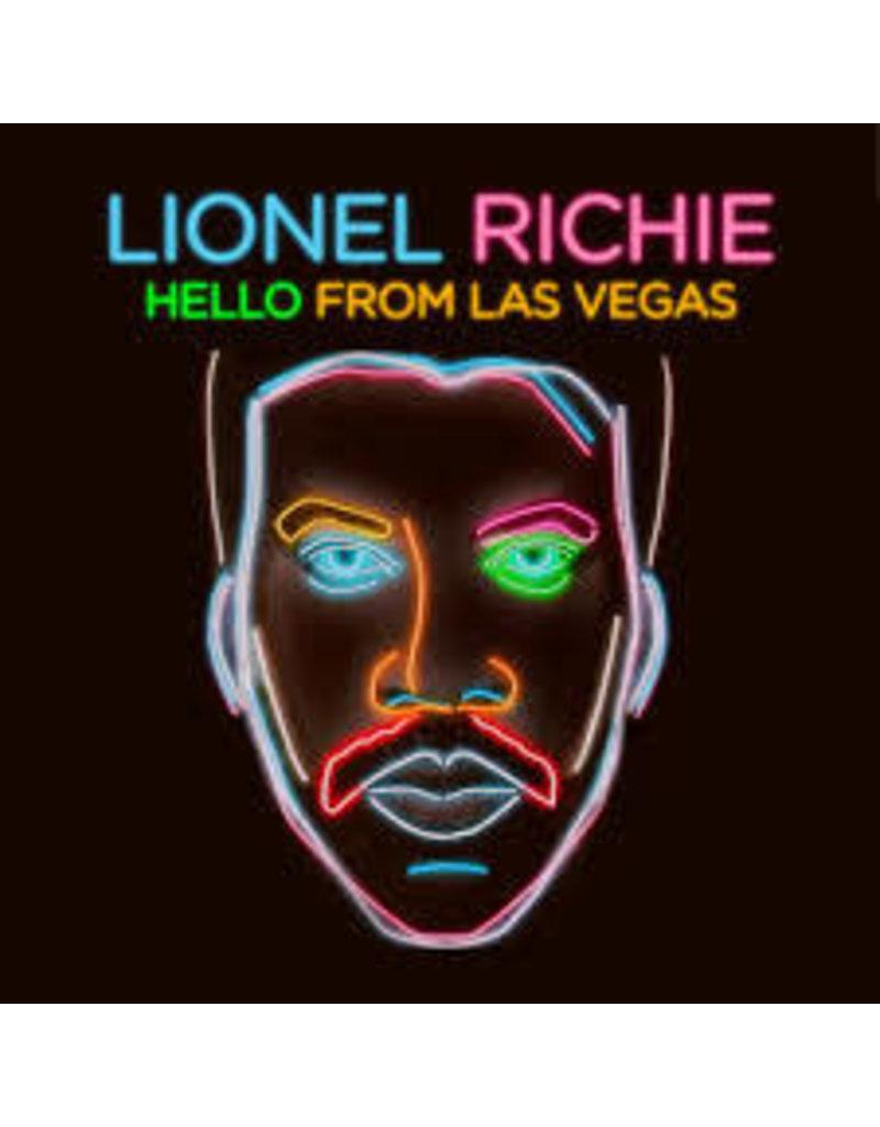 (CD) Richie, Lionel - Hello From Las Vegas (Dlx. Ltd. Ed. reflective artwork)