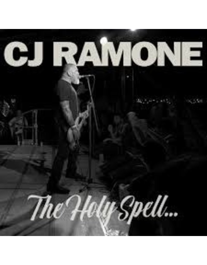 (CD) CJ Ramone - The Holy Spell