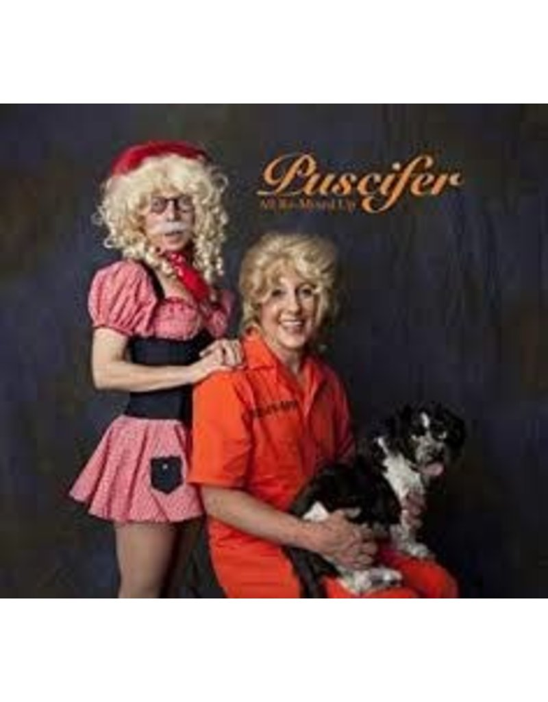 (CD) Puscifer - All Re-Mixed UP
