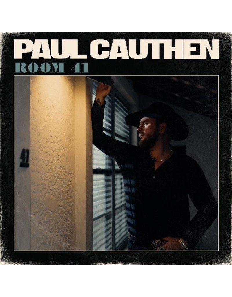 (CD) Paul Cauthen - Room 41