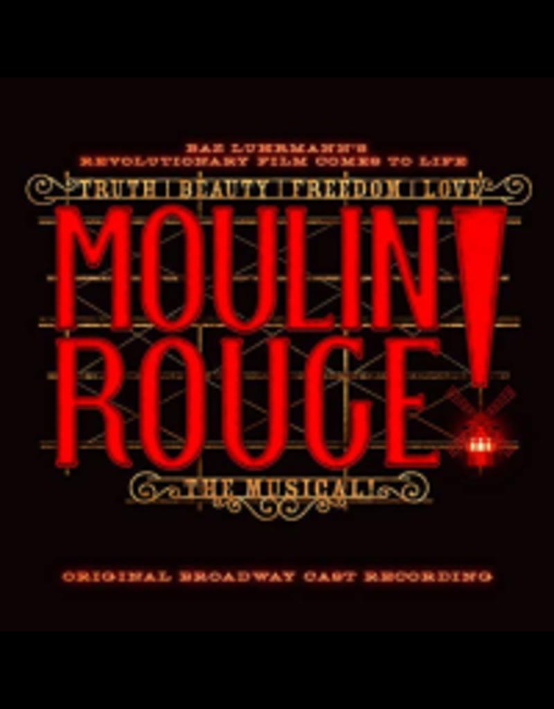 (CD) Moulin Rouge - Original Broadway Cast (2019)