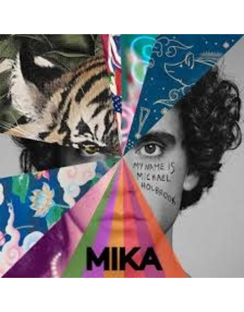 (CD) Mika - My Name is Michael Holbrook