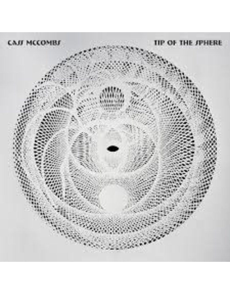(CD) Cass Mccombs - Tip Of the Sphere (2LP)
