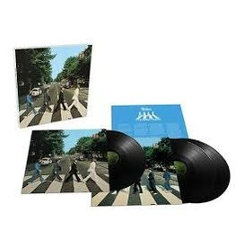 (LP) Beatles - Abbey Road (Deluxe 50th Ann: Stereo Mix (Giles Martin) + 2LP Session Tape Recordings)