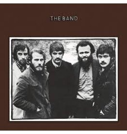 "(LP) Band - The Band : 50th Anniversary (Super Deluxe Box: 2LP, 2CD, BluRay Audio + 7"")"