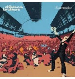 (LP) Chemical Brothers - Surrender (4LP/DVD)