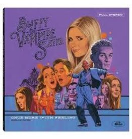 (LP) Soundtrack - Buffy The Vampire Slayer: Once More With Feeling (Blue vinyl)