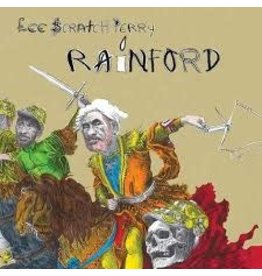 (LP) Lee Scratch Perry - Rainford