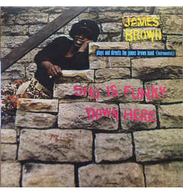 (LP) James Brown - Sho Is Funky Down Here RSD19