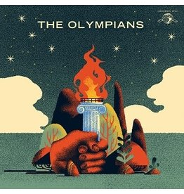 (LP) The Olympians - Self Titled