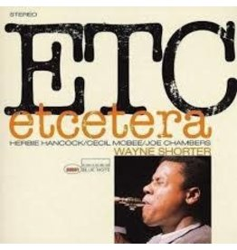 (LP) Wayne Shorter – Etcetera (Blue Note, 1965)