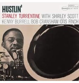 (LP) Stanley Turrentine – Hustlin' (Blue Note, 1964)