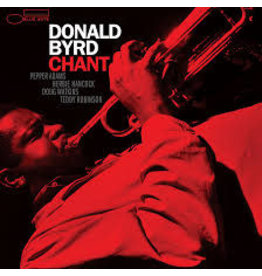 (LP) Donald Byrd – Chant (Blue Note, 1961)