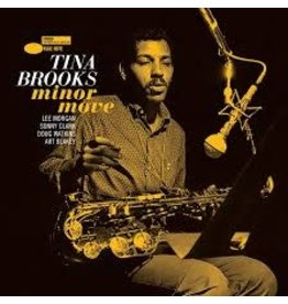 (LP) Tina Brooks – Minor Move (Blue Note, 1958)