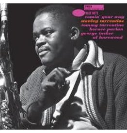(LP) Stanley Turrentine – Comin' Your Way (Blue Note, 1961)