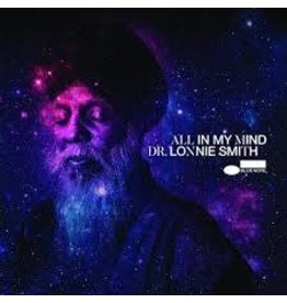 (LP) Lonnie Smith – All In My Mind (Blue Note, 2017)