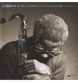 (LP) Joe Henderson – The State of the Tenor: Live at the Village Vanguard, Volume 2 (Blue Note, 1985)