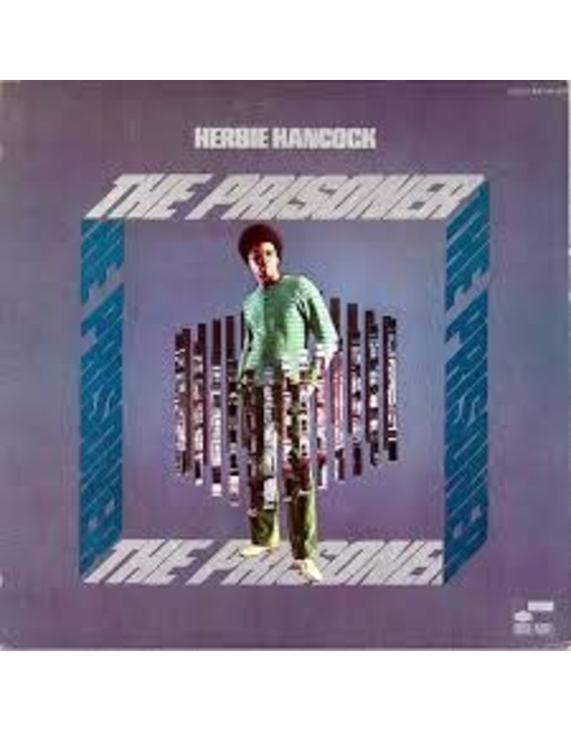 (LP) Herbie Hancock – The Prisoner (Blue Note, 1969)