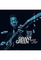 (LP) Grant Green – Born to Be Blue (Blue Note, 1962)