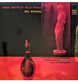 (LP) Gil Evans – New Bottle Old Wine (World Pacific, 1958)