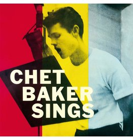 (LP) Chet Baker – Chet Baker Sings (Pacific Jazz, 1954-56)