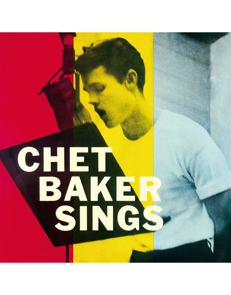 (LP) Chet Baker – Chet Baker Sings (Pacific Jazz, 1954-56)