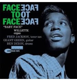 (LP) Baby Face Willette – Face To Face (Blue Note, 1961)