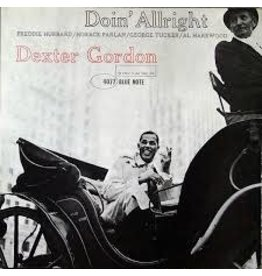 (LP) Dexter Gordon – Doin' Allright (1961)
