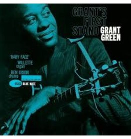 (LP) Grant Green – Grant's First Stand (1961)