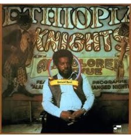 (LP) Donald Byrd - Ethiopian Knights (1971)