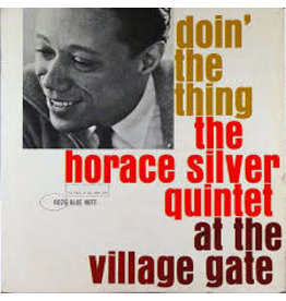(LP) Horace Silver - Doin' The Thing (1961)
