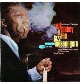 (LP) Art Blakey & The Jazz Messengers – Buhaina's Delight (1961)