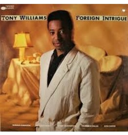 (LP) Tony Williams – Foreign Intrigue (1985)