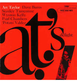 (LP) Art Taylor – A.T.'s Delight (1960)