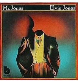 (LP) Elvin Jones – Mr. Jones (1972)
